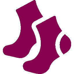 Sock size charts