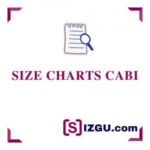 Size Charts CAbi