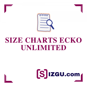 Size Charts Ecko Unlimited