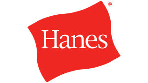 Size guide Hanes