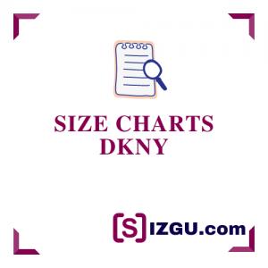 Size Charts DKNY