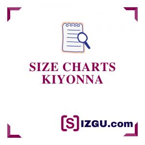Size Charts Kiyonna