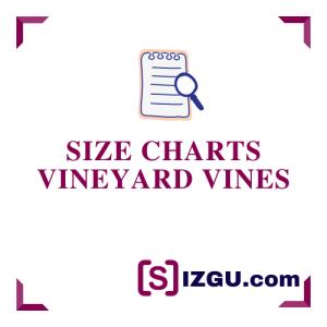 Size Charts Vineyard Vines