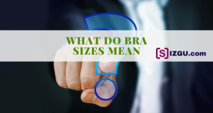 What Do Bra Sizes Mean